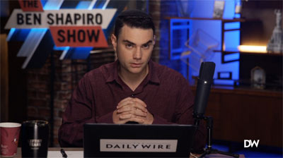 Ben Shapiro Interview Placeholder