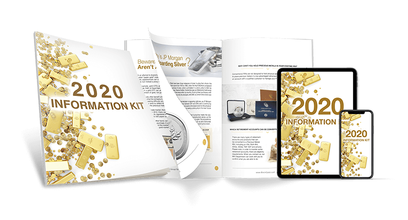 2020 Gold Information Kit